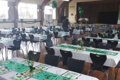 St Patrick's Day celebration
